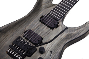 Schecter C-1 FR Apocalypse in Rusty Grey RG SKU 1301 - The Guitar World
