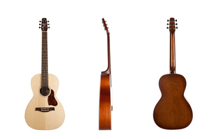 SEAGULL ENTOURAGE GRAND NATURAL A/E ACOUSTIC ELECTRIC 046522 - The Guitar World