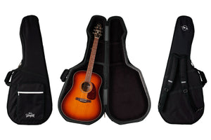 Seagull TRIC CASE MULTIFIT DELUXE Case 040087 - The Guitar World