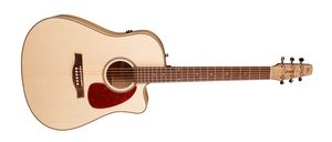 Seagull PERFORMER CW FLAME MAPLE Acoustic Electric QIT 032464 - The Guitar World