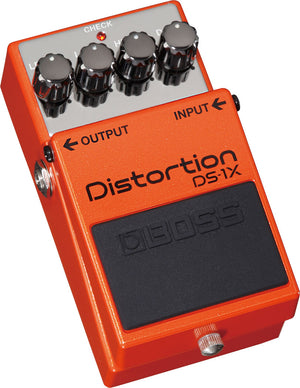 Boss DS-1X Distortion Pedal - The Guitar World