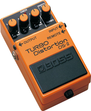 Boss DS-2 Turbo Distortion Pedal - The Guitar World