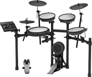 Roland TD-17 KVS Electronic Drum Kit with Stand TD17 - The Guitar World