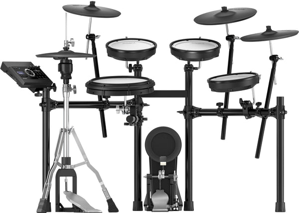 Roland TD-17 KVXS Electronic Drum Kit with Stand TD17KVXS - The Guitar World