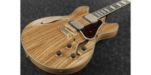 IBANEZ AS93ZW-NT SEMI HOLLOW BODY 2019 - The Guitar World