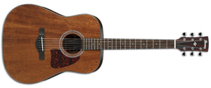 IBANEZ AW54-OPN ARTWOD JUNIOR ACOUSTIC GUITAR - OPEN PORE - The Guitar World