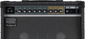 Roland JC-40 Jazz Chorus Guitar Amplifier - The Guitar World