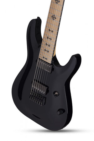 Schecter Jeff Loomis JL-7 Gloss Black SKU 422