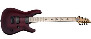 Schecter Jeff Loomis JL-7 Vampyre Red Satin SKU 423