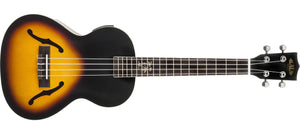 KALA Archtop Tobacco Burst Tenor Ukulele KA-JTE-2TS - The Guitar World