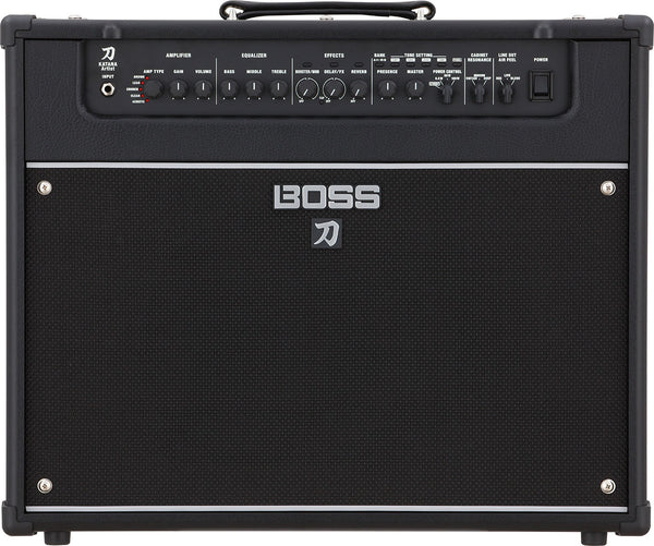 Boss KATANA-Artist Guitar Amplifier - The Guitar World