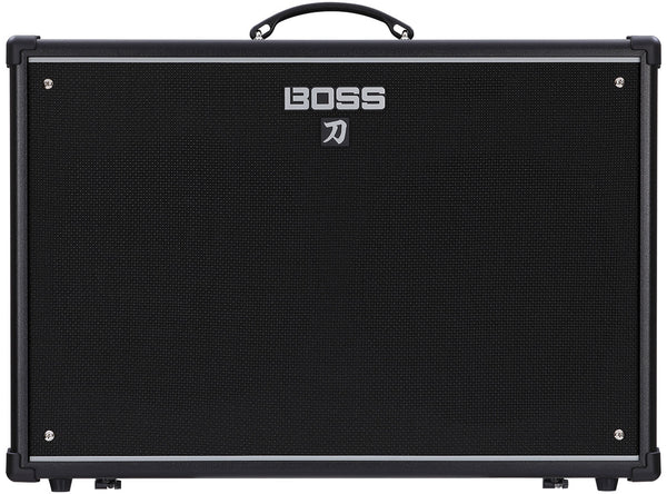 Boss KATANA-100 Watt 2x12 Guitar Combo Amplifier - The Guitar World
