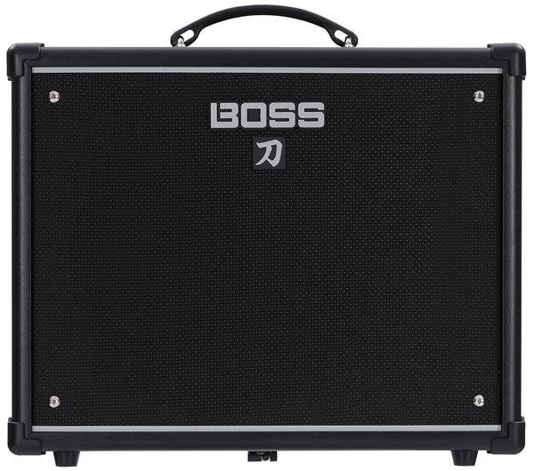Boss KATANA-50 Guitar Amplifier 50 Watt Combo - The Guitar World