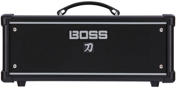 BOSS KATANA-HEAD 100 WATT Guitar Amplifier Head - The Guitar World