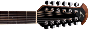 Ovation Standard Elite 12-String Acoustic - New England Burst 2758AX-NEB - The Guitar World