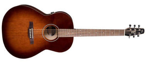 SEAGULL ENTOURAGE FOLK BURNT UMBER QIT ACOUSTIC ELECTRIC 041886 - The Guitar World
