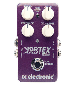TC Electronic Vortex Flanger - The Guitar World
