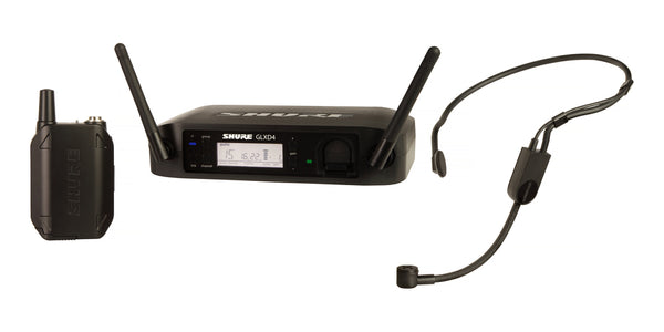 Shure GLXD14/PGA31 Headset Wireless System