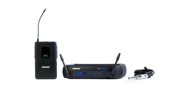 Shure PGXD14 Wireless Guitar System - The Guitar World