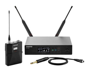 Shure QLXD14 Wireless System with Instrument Cable