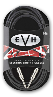 EVH Premium Cable - 14 Ft Straight Ends