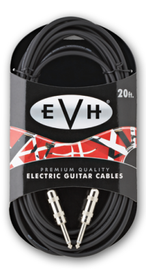 EVH Premium Cable - 20 Ft Straight Ends