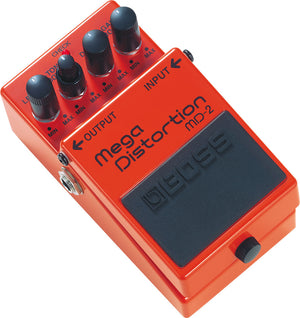 Boss MD-2 Mega Distortion Pedal - The Guitar World