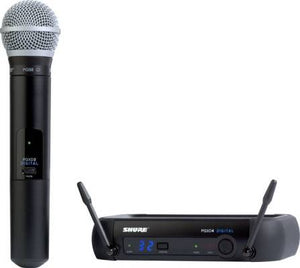 Shure PGXD24/PG58 Wireless Handheld