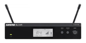Shure BLX4R H10 Wireless Rackmount Receiver