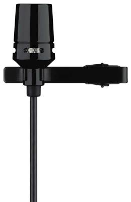 Shure Cardioid Lavalier Microphone with TA4F Connector - The Guitar World