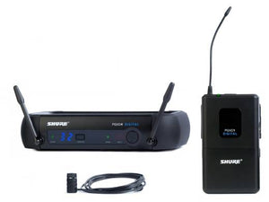 Shure PGXD14/85 Wireless Lavalier System - The Guitar World