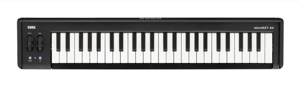 Korg MICROKEY-49 Air 49 Key Compact Bluetooth MIDI Controller - The Guitar World