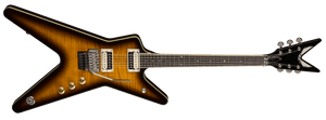 DEAN ML 79 FLOYD FLAME TOP - TRANS BRAZILIA - The Guitar World