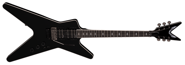 DEAN ML SWITCHBLADE FLOYD HSH - CLASSIC BLACK - The Guitar World