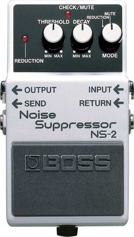 Boss NS-2 Noise Suppressor Pedal - The Guitar World