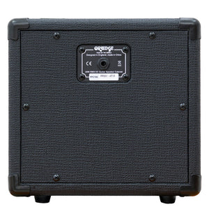 Orange Micro Terror Closed Back 1x8'' Amplifier Cabinet - Black - The Guitar World