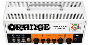 Orange Rocker 15 Terror 15 Watt Guitar Amplifier Head - The Guitar World