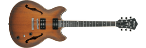 Ibanez AS53-TF Artcore 6 String RH Semi-Hollowbody Electric Guitari in Tobacco Flat - The Guitar World