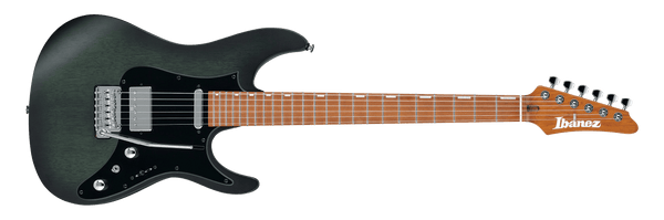 Ibanez EH10-TGM Erick Hansel Signature 6 String RH Electric Guitar with Gig Bag inTransparent Green Matte