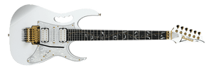 Ibanez JEM7VP-WH JEM PREMIUM SIGNATURE 6 STRING With GIG BAG WHITE 2019