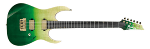 Ibanez LHM1-TGG LUKE HOSKIN PROTEST THE HERO SIGNATURE W/GIG BAG-TRANS.GREEN GRADATION 2019 - The Guitar World