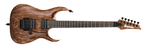 Ibanez RGA60AL-ABL RGA AXION ARCH ASH BODY WITH BARE KNUCKLE PU'S-ANTIQUE BROWN STAINED LOW GLOSS 2019