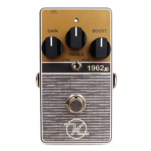 Keeley 1962X 2 Mode Limited British Overdrive Pedal - The Guitar World