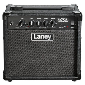 Laney LX15 15 WATT 2x5 Guitar Combo Amp Black - The Guitar World