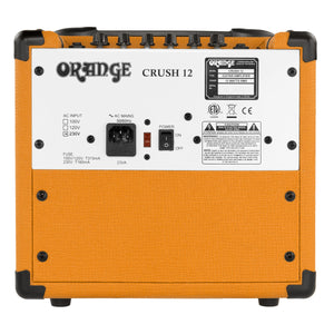 Orange Crush 12 Guitar Amplifier - The Guitar World