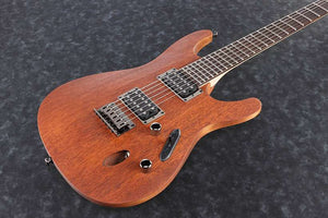 Ibanez S Series Electric Guitar IN Mahogany Oil S521-MOL - The Guitar World