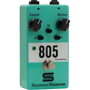 Seymour Duncan 11900-004 805 Overdrive Guitar Pedal - The Guitar World