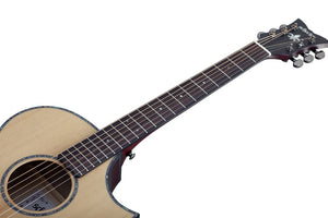 Schecter Orleans Stage Acoustic Natural Satin Top NS-VRS SKU 3711