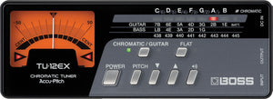 Boss TU-12EX Chromatic Tuner - The Guitar World