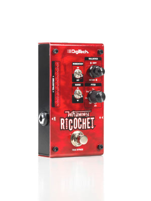 Digitech Whammy Ricochet Pitch Shift Pedal - The Guitar World